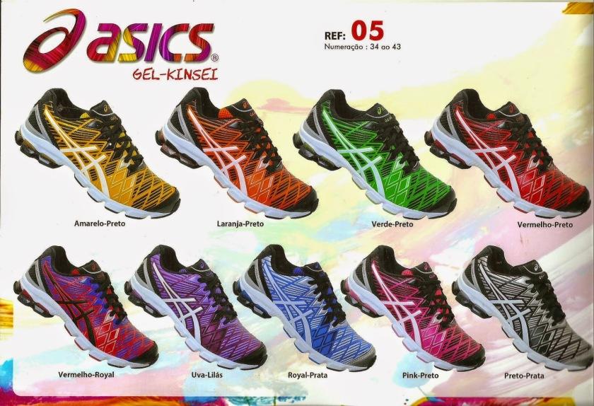 ASICS GEL KINSEI 5 REF 05 001