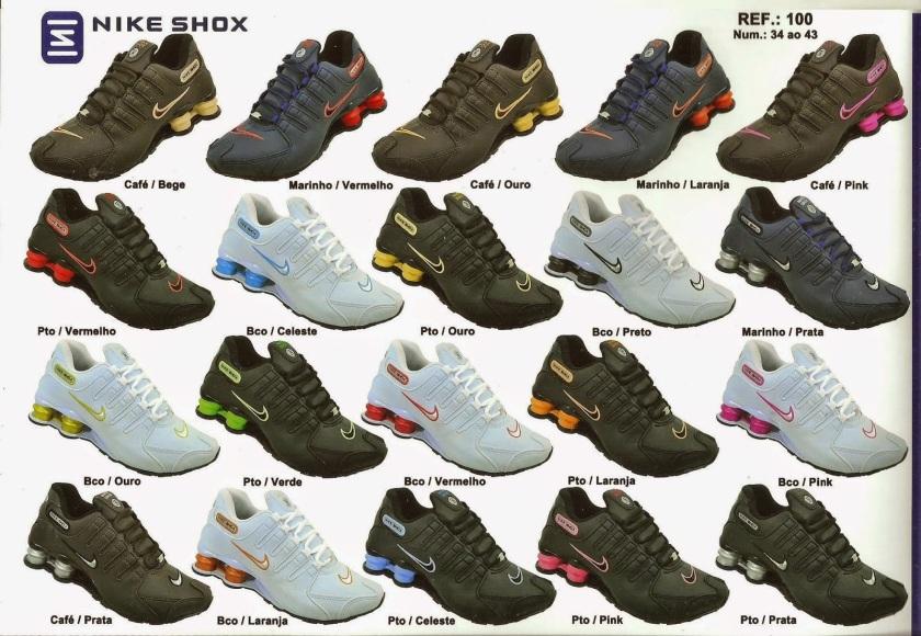 nike shox NZ ref 100 001